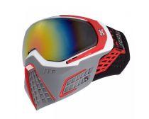 HK Army KLR Goggles Slate White/Red