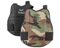 Valken V-Tac Reversible Chest Protector Woodland/Black