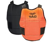 Valken V-Tac Reversible Chest Protector Orange/Black