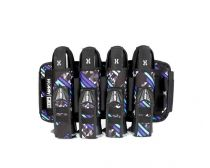 HK Army Eject Harness AMP (purple/teal) 4+3+4