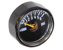 Ninja Mini Size Gauge - 6000psi - Spiral copper tube