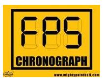 Safety Sign - Chronograph