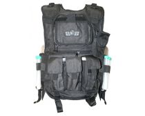 GXG Tactical Vest- Black