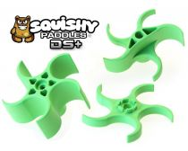 TechT Tippmann 98/A5/X7 Cyclone Squishy Paddles - DS+