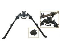 NcSTAR M14 Style Bipod with Quick Release Weaver  Base