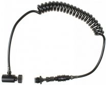 Ninja Deluxe Quick Disconnect Remote Coil Hose with Slide Check