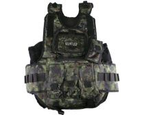 GXG Tactical Vest - Digi Green