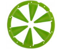 Exalt Rotor Feedgate - Lime Green