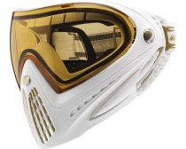 Dye i4 Pro Goggles - White/Gold Edition