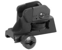 NcSTAR AR-15 Detachable Rear Sight
