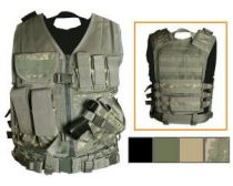 NcSTAR TACTICAL / Cross Draw VEST/TAN