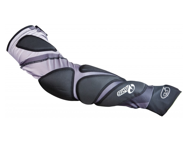 Sly S11 Pro-Merc Elbow Pads - Front Player