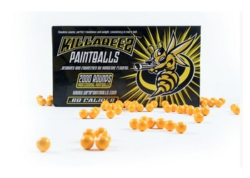 WPN Paintball Killabeez - Practice Paintballs